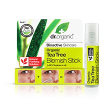 Dr. Organic Tea Tree Blemish Stick, 8 ml