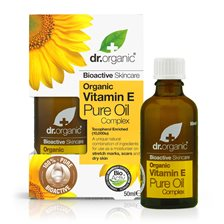 Dr. Organic Vitamin E Pure Oil Complex, 50 ml