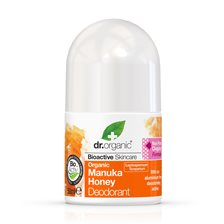 Dr. Organic Manuka Honey Deodorant, 50 ml