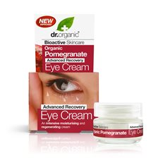 Dr. Organic Pomegranate Eye Cream, 15 ml