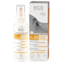 Eco Cosmetics Ekologisk Sololja SPF 30 spray, 50 ml