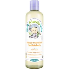 Earth Friendly Baby Happy Mandarin Bubble Bath, 300 ml