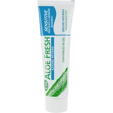 ESI Aloe Fresh Sensitive Gel Toothpaste, 100 ml