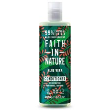 Faith in Nature Aloe Vera Conditioner, 400 ml