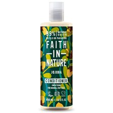 Faith in Nature Jojoba Conditioner, 400 ml