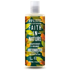 Faith in Nature Grapefruit & Orange Conditioner, 400 ml