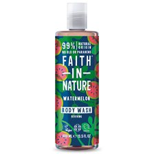 Faith in Nature Watermelon Body Wash, 400 ml
