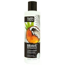 Faith in Nature Coconut & Frangipani Moisture Boost Conditioner, 250 ml