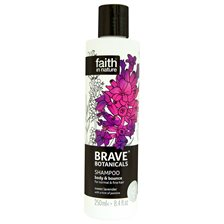 Faith in Nature Lavender & Jasmine Body & Bounce Shampoo, 250 ml