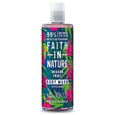 Faith in Nature Dragon Fruit Body Wash, 400 ml