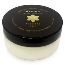 Flowers Aroma Hair Wax Medium Hold, 75 ml