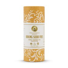 Green & Gorgeous Natural Deodorant Stick Baking Soda Free, 28 g