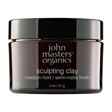 John Masters Organics Sculpting Clay Medium Hold, 57 g