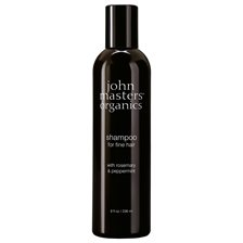 John Masters Organics Shampoo for Fine Hair with Rosemary & Peppermint, 236 ml