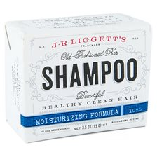 J.R. Liggetts Old-Fashioned Moisturizing Shampoo Bar