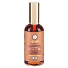 Khadi 10 Herbs Cellulite Oil, 100 ml