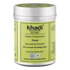 Khadi Herbal Face Mask Neem, 50 g