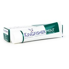 Kingfisher Naturlig Fluorfri Tandkräm Mint, 100 ml