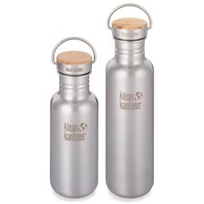 Klean Kanteen Reflect Vattenflaska - Brushed Stainless