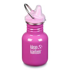 Klean Kanteen Kid Classic Pipmugg - Bubble Gum, 355 ml