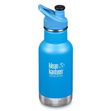 Klean Kanteen Kid Classic Sportflaska Isolerad - Pool Party, 355 ml