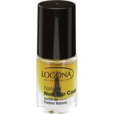 Logona Natural Nail Top Coat, 4 ml