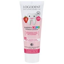 Logona Happy Kids Strawberry Toothgel, 50 ml
