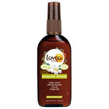 Lovea Intense Tanning Dry Oil Spray, 125 ml