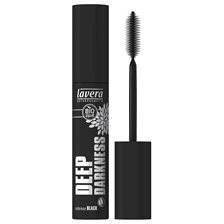 Lavera Deep Darkness Mascara - Intense Black, 13 ml