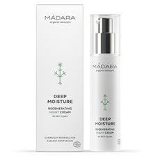 Madara Regenerating Night Cream, alla hudtyper, 50 ml
