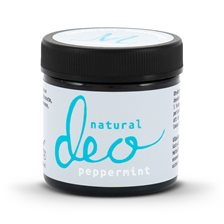 M HandMade Natural Deo Peppermint, 60 ml