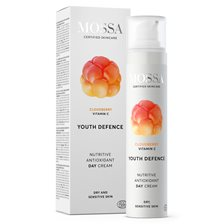 Mossa YOUTH DEFENCE Nutritive Antioxidant Day Cream, 50 ml