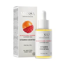 Mossa Vitamin Cocktail Facial Oil, 30 ml