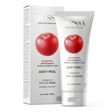 Mossa Juicy Peel 5 Minute Peeling Mask, 60 ml