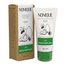 Nonique Intensive 24h Moisturizing Face Cream, 50 ml