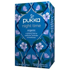 Pukka Herbs Örtte Night Time, 20 påsar