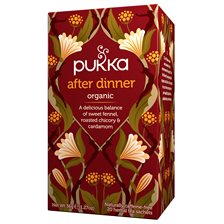 Pukka Herbs Örtte After Dinner, 20 påsar