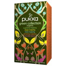 Pukka Herbs Green Collection, 20 påsar