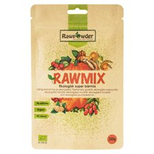 Rawpowder Ekologisk Superbärmix RAW, 200 g