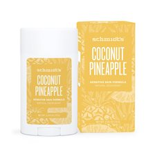 Schmidts Naturals Sensitive Skin Deodorant Stick Coconut Pineapple, 75 g