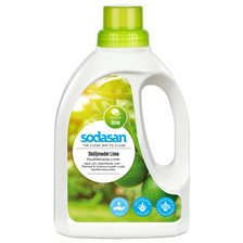 Sodasan Sköljmedel Lime, 750 ml