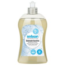 Sodasan Diskmedel Sensitive, 500 ml