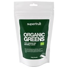Superfruit Organic Greens Powder, 100 g