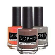 SOPHi Natural Nail Polish, 15 ml