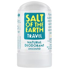 Salt of the Earth Crystal Travel Deodorant, 50 g