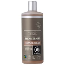 Urtekram Brown Sugar Shower Gel, 500 ml