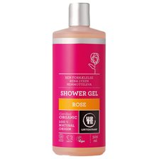Urtekram Rose Shower Gel, 500 ml
