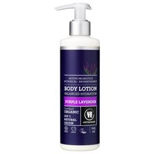 Urtekram Purple Lavender Body Lotion, 245 ml