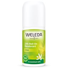 Weleda Citrus 24h Roll-On Deodorant, 50 ml
