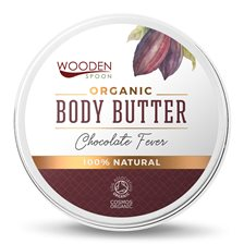 Wooden Spoon Organic Body Butter Chocolate Fever